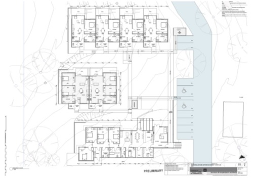 Accomodation design plans